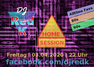 DJ Red K HomeSession